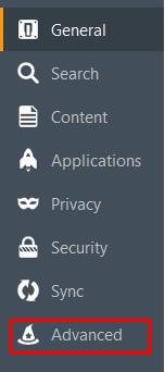 Parsehub advanced settings