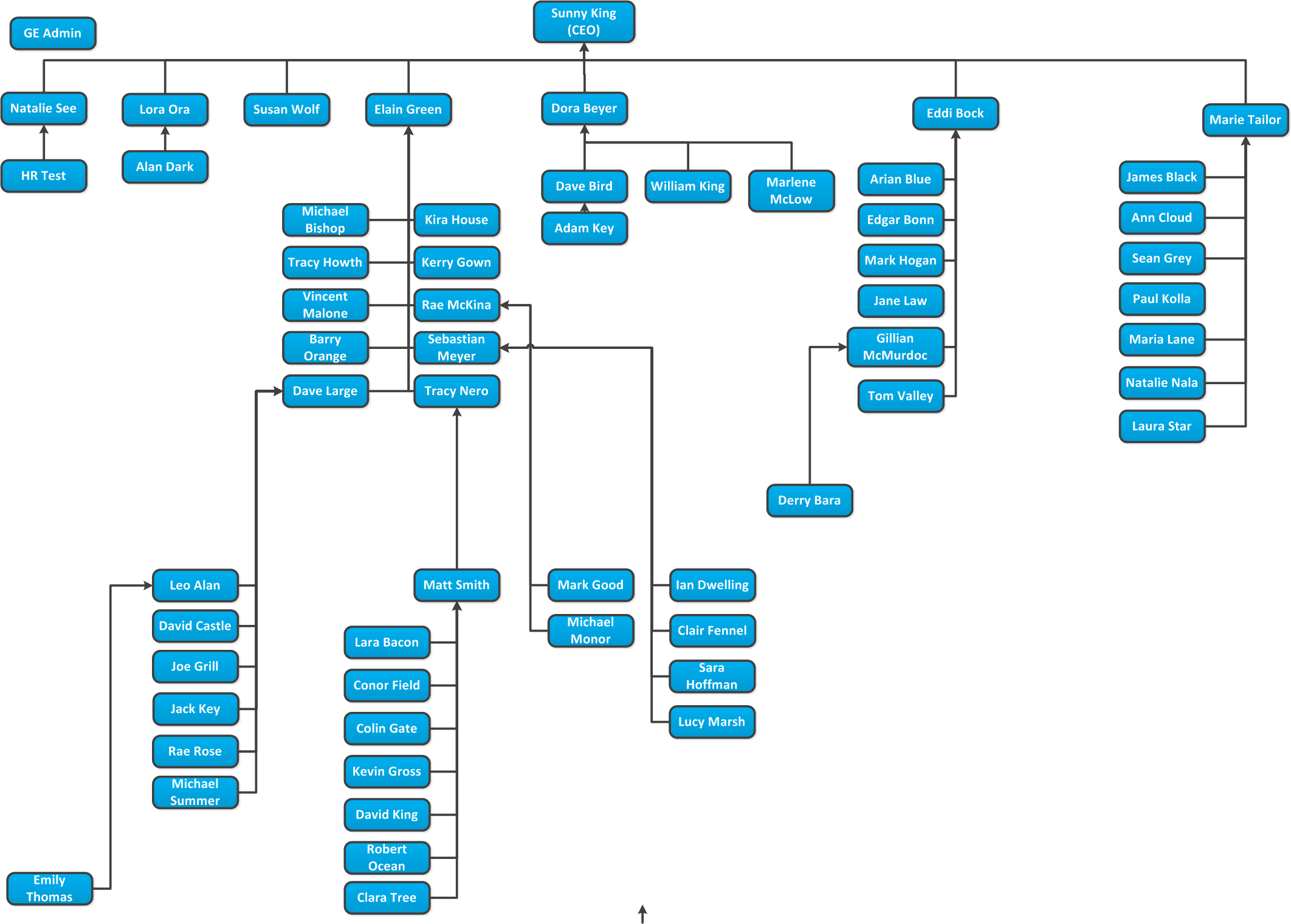 People tree of the demo organiziation.png