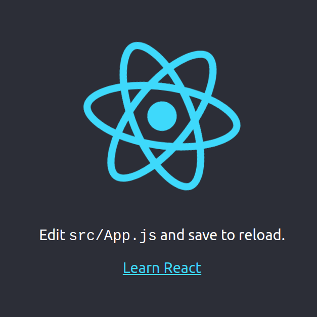 The link, to Learn React, is a good start if the next steps feel overwhelming.  Or just for a brush in JS Web development.