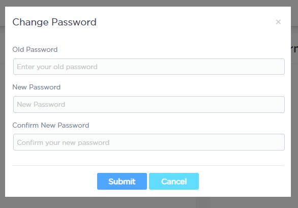 Accept Dashboard - Profile Tab