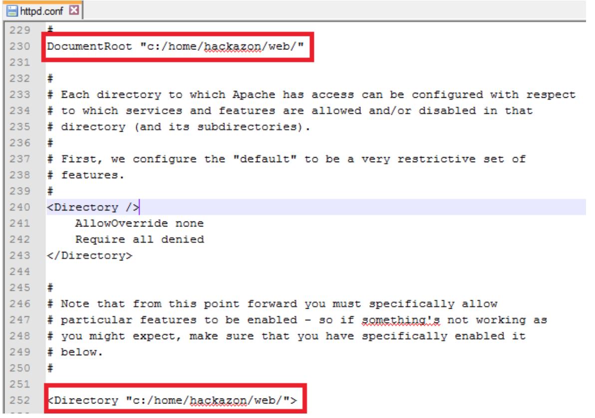 Hackazon Installation Guide