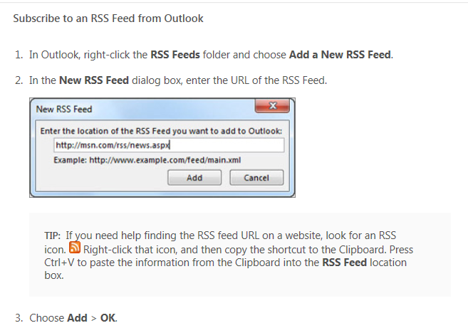 Corrigo Developer Network now offers RSS feed for technical
