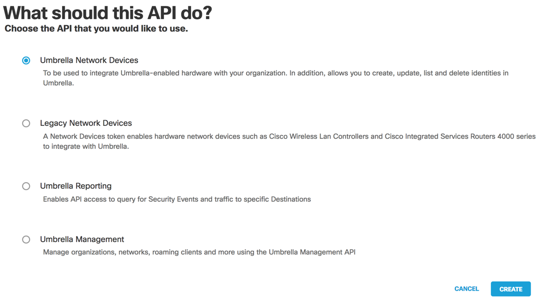 Getting Started with the Management API