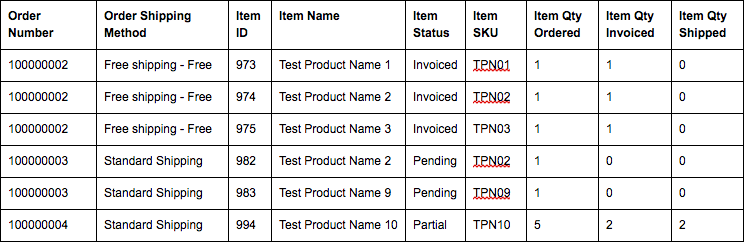 Importing Shipments & Tracking Numbers