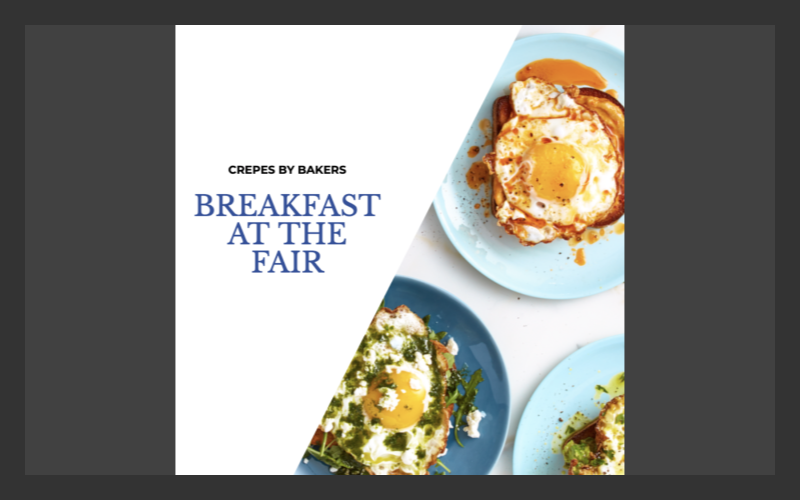 & eggs