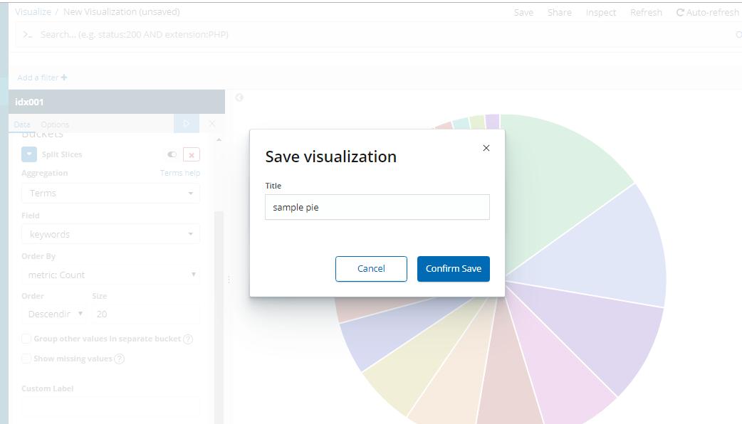 Kibana Visualizations