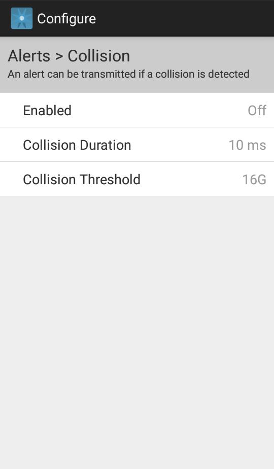 Collision Alert