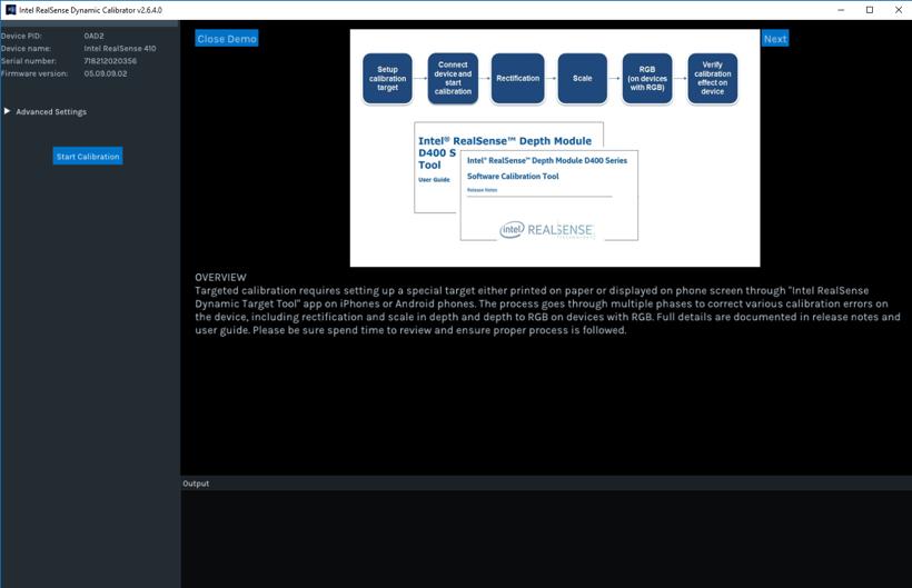 Calibration Tools User Guide for Intel® RealSense™ D400 Series