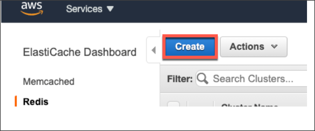 Creating a Cluster Tab