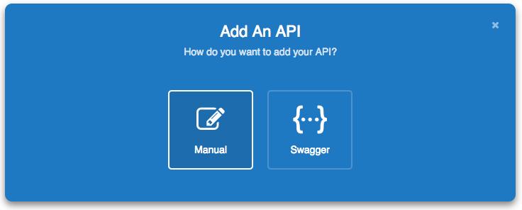 Manual API Settings