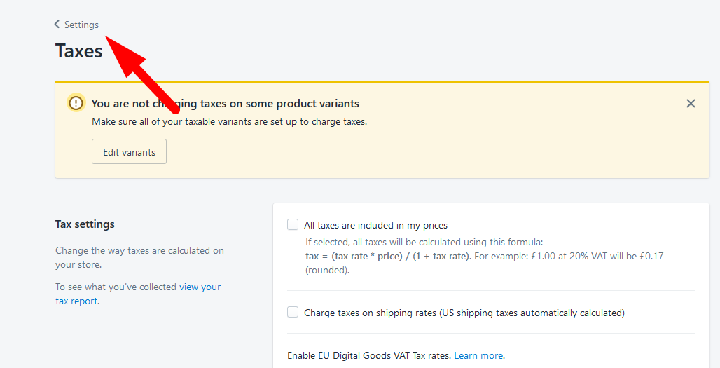 Updating Product Stock Related Information In Outgrow Automatically Using Shopify
