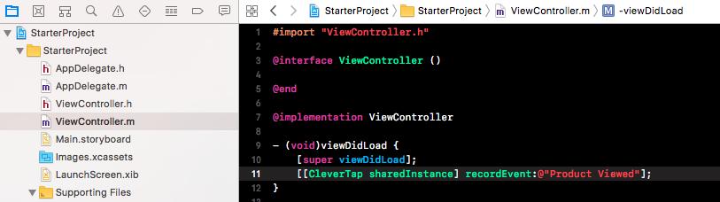 iOS Quickstart Guide