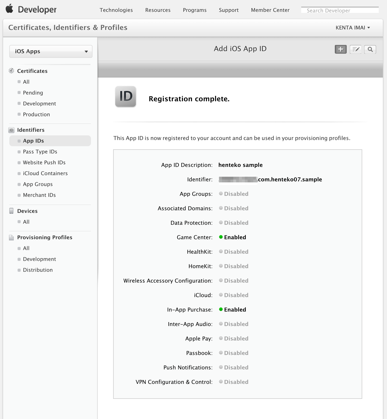 Steps for ipa file creation using xcode app ids apple yelopaper Gallery
