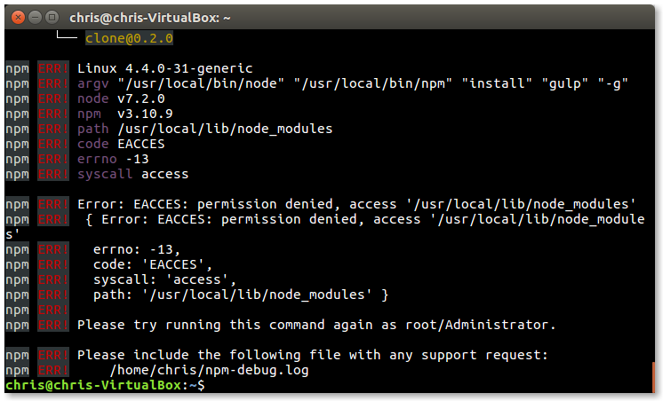 Node js Setup: Linux/Embedded Systems · droplit io