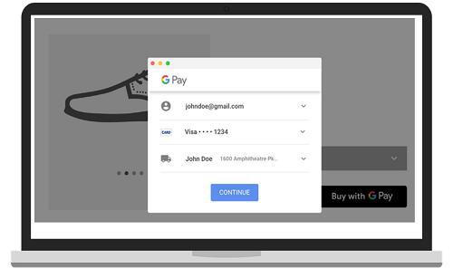 Google Pay™ · Developer Hub