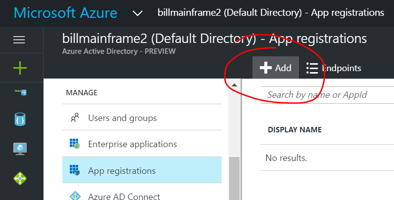 Integrating with Microsoft Azure AD · Frame Documentation