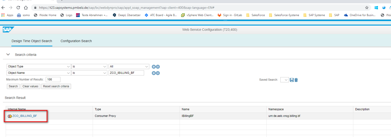 Setting up your SAP environment (LCM)