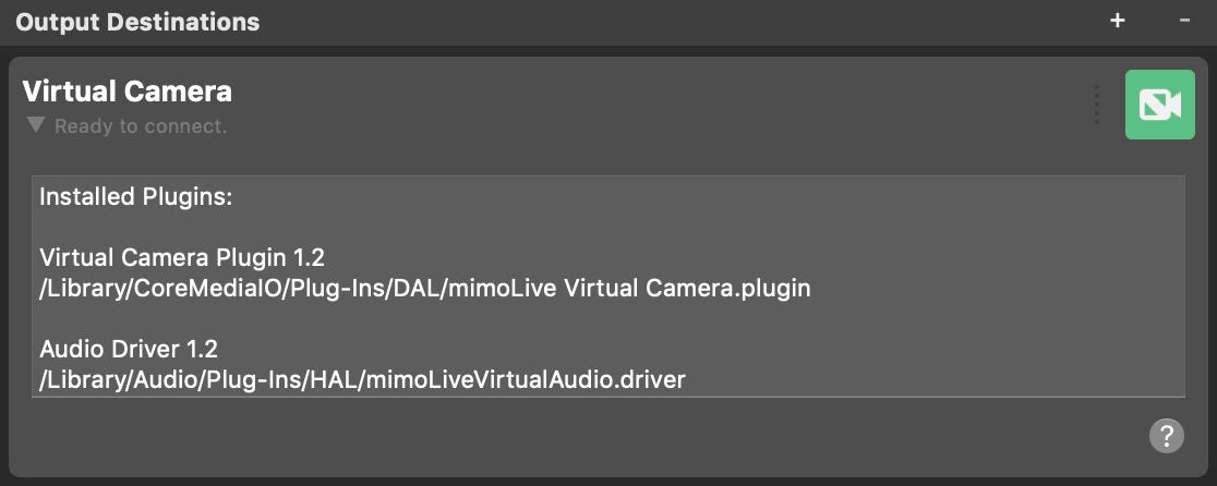 Virtual Camera
