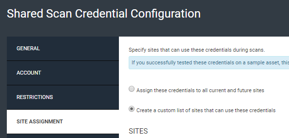 Creating and Managing CyberArk Credentials