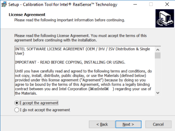 Calibration Tools User Guide for Intel® RealSense™ D400 Series