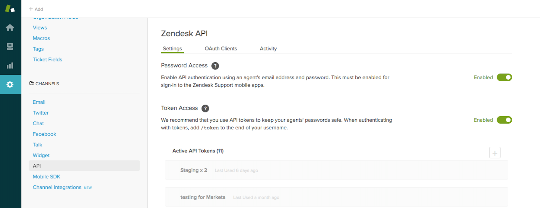 Marvelous Please Note API Access Only Zendesk Admins Or Agents Can Access The API.  Itu0027s Not Available To Light Agents. Design