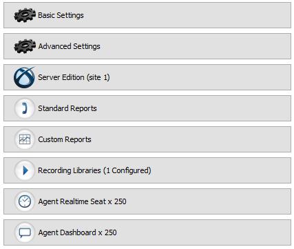 System Settings (Avaya IP Office)