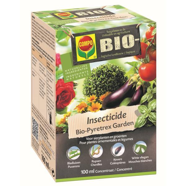 Bio-insecticide applicable sur légumes et autres cultures