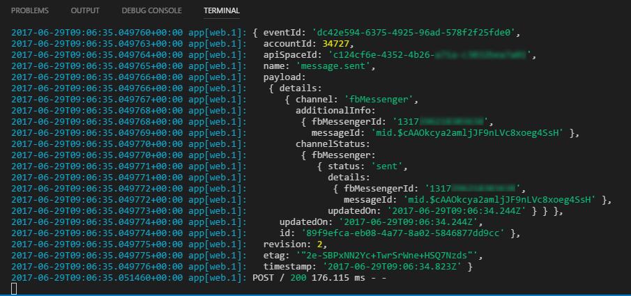Python - Receiving Data