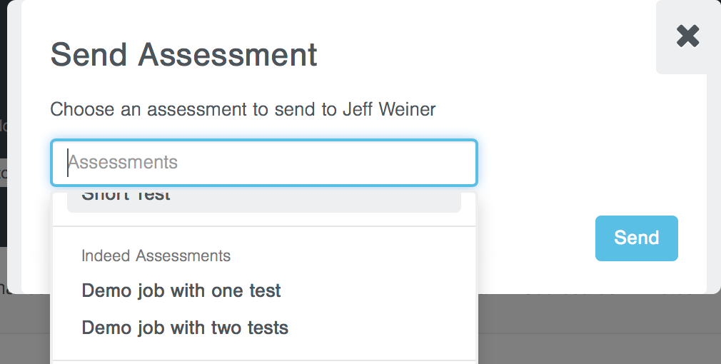 Indeed Assessments