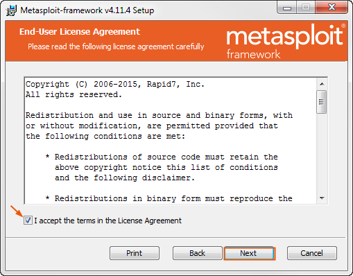 installing the metasploit framework rh metasploit help rapid7 com rapid7 metasploit pro user guide metasploit pro user guide pdf