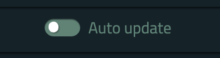 switcher for auto update