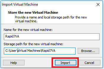 InsightVM and Nexpose Virtual Appliance Guide