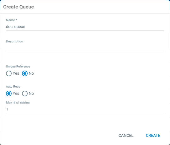 Managing Queues in Orchestrator