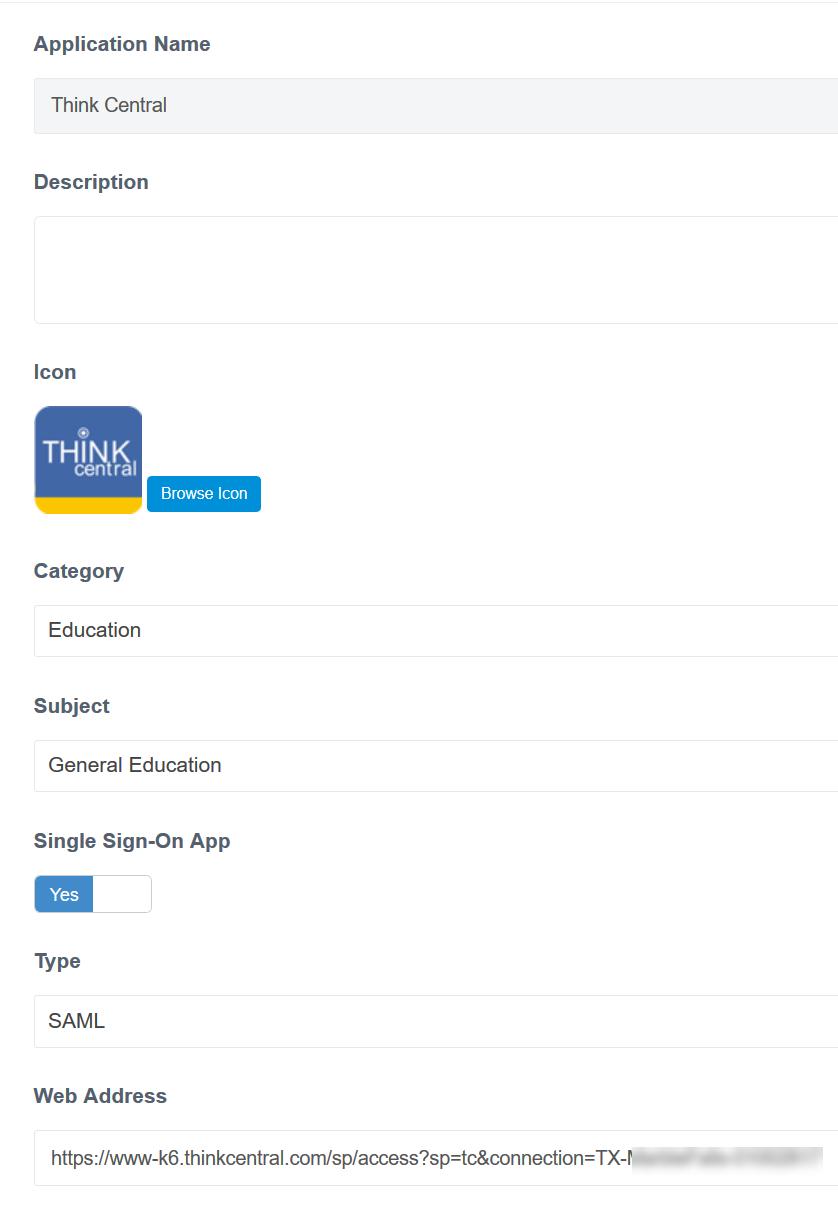 ThinkCentral - Go.hrw.com
