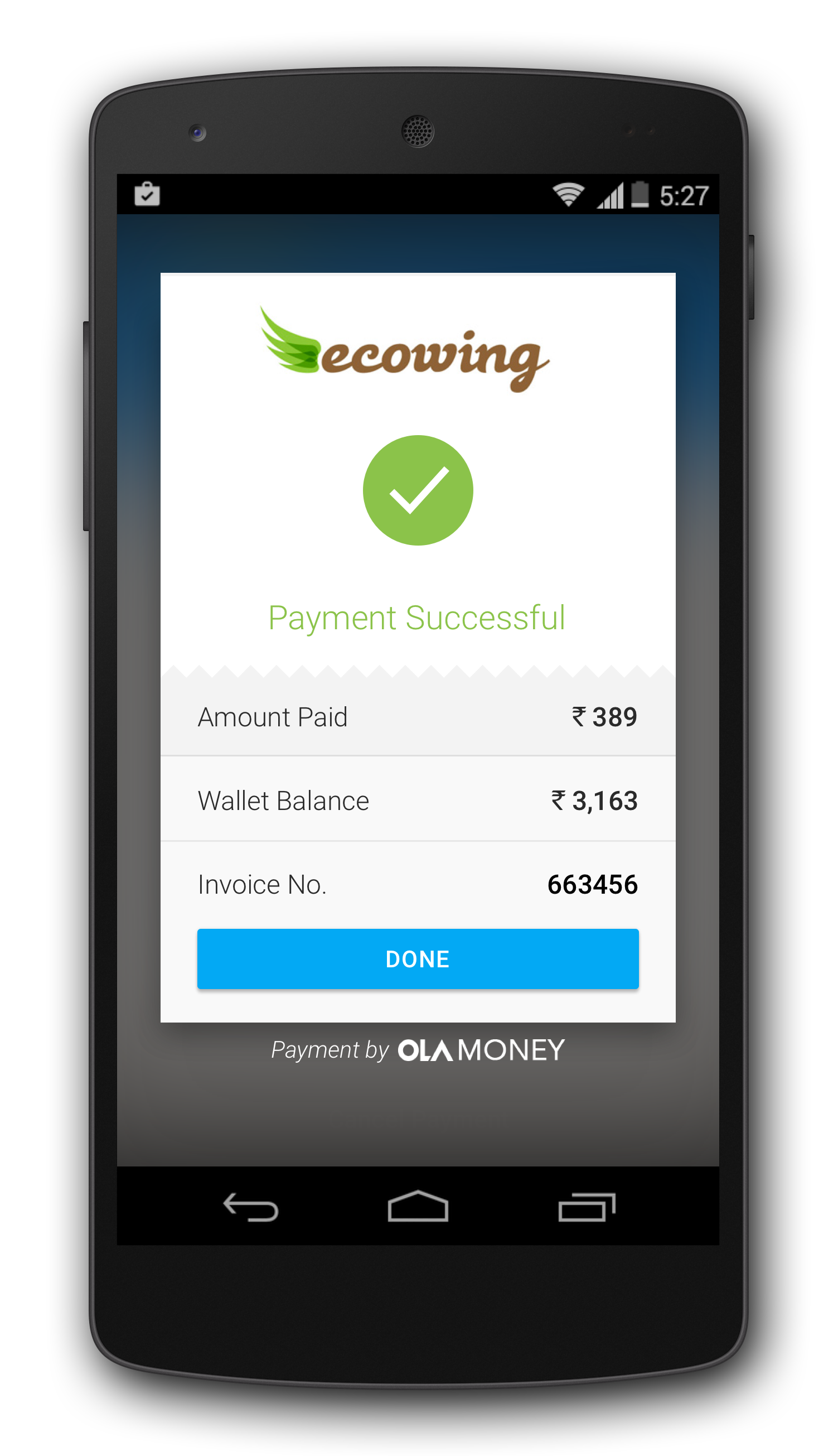 And enjoy a seamless, one-click payment experience!