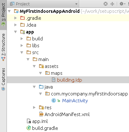 Getting Started with the indoo rs Android-SDK · indoo rs Locator