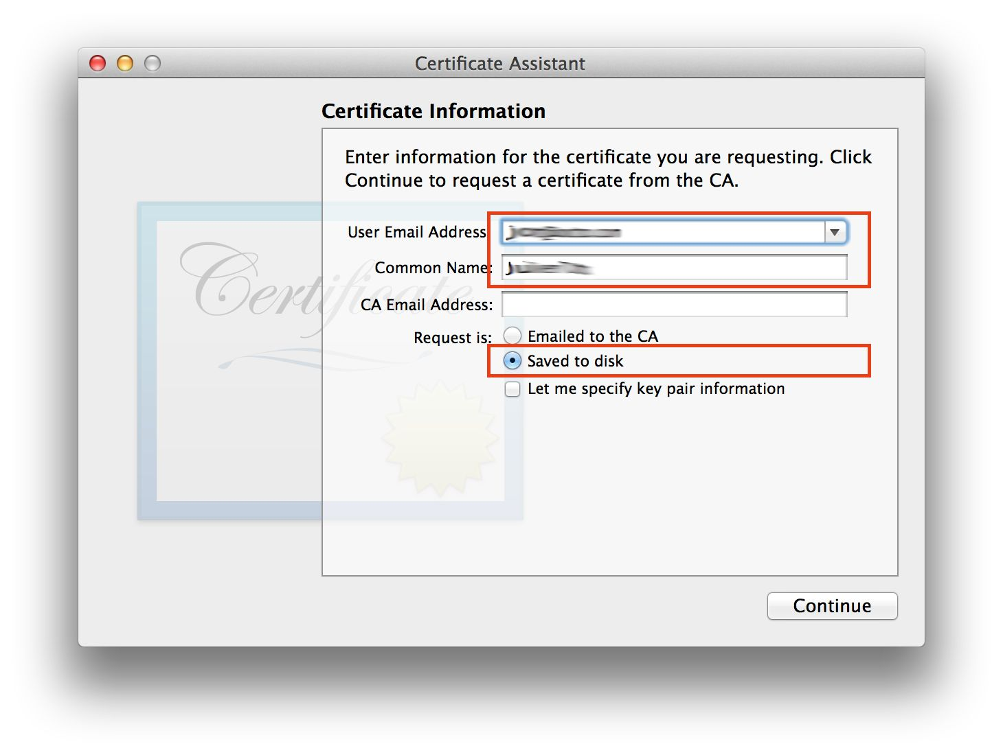 Getting started with apple certificates back in the browser import the saved file 1betcityfo Images
