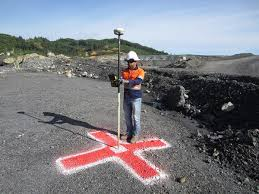Measuring GPS from the center of the point helps increase accuracy.