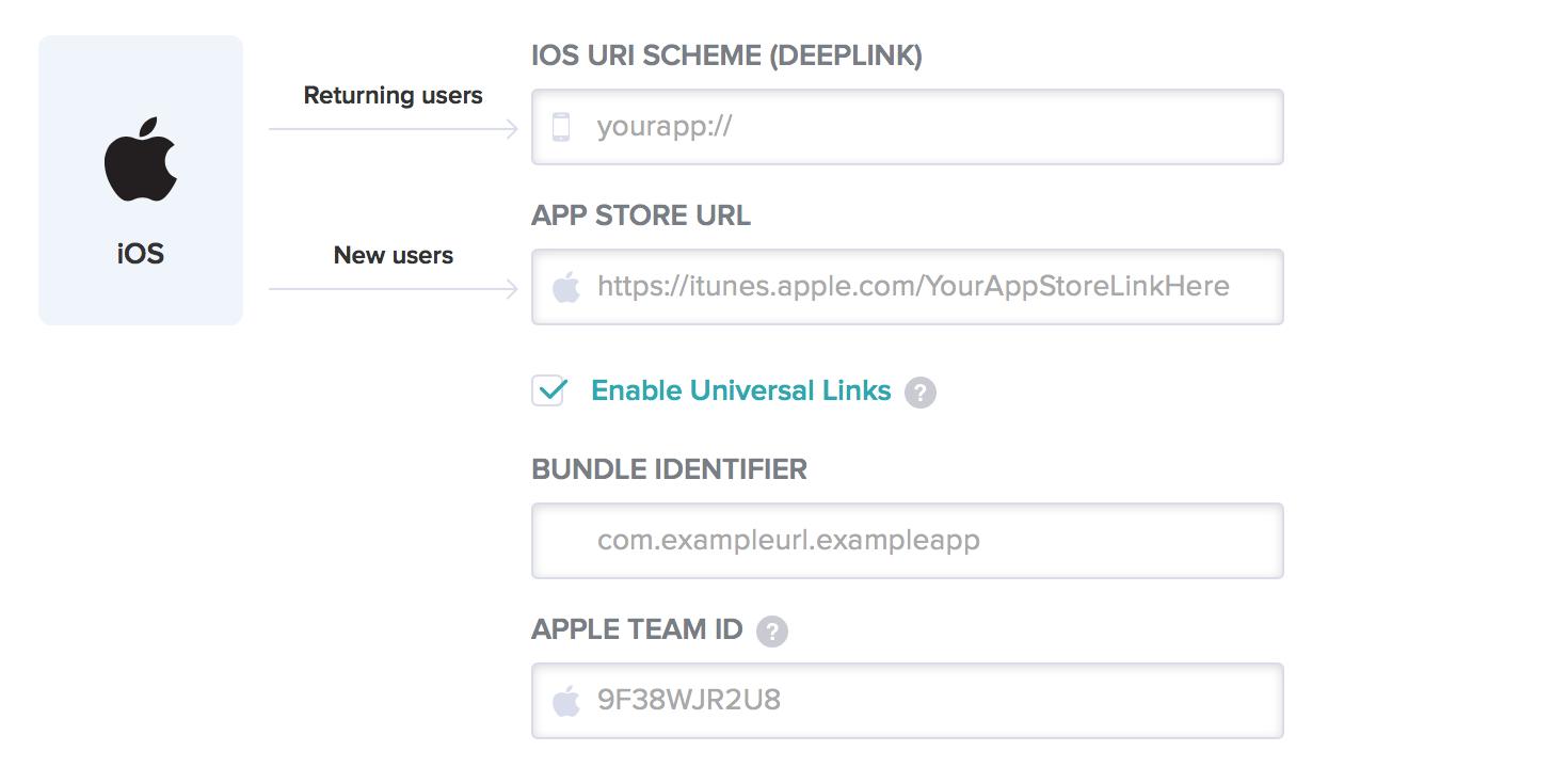 Universal Links Guide · Primer iOS SDK