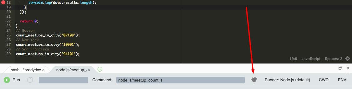 Debugging Your Code · Cloud9