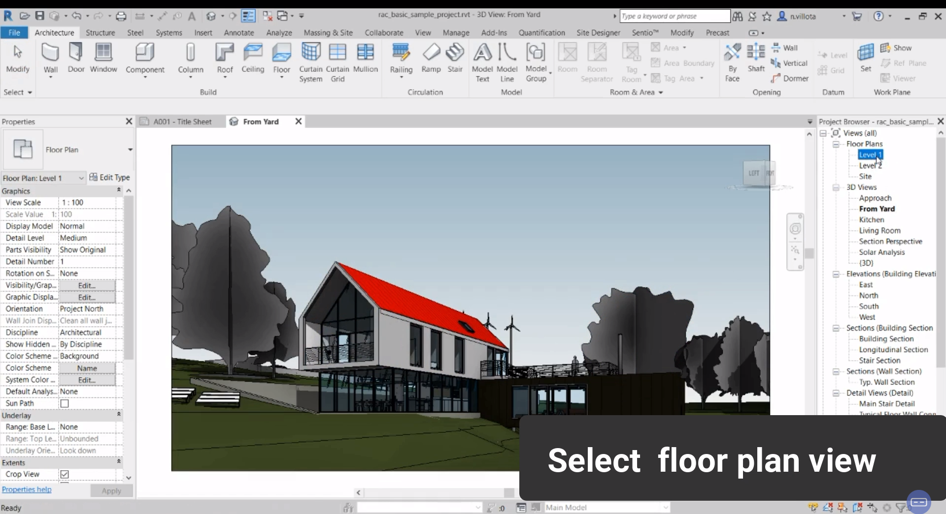 360 images using Autodesk Revit
