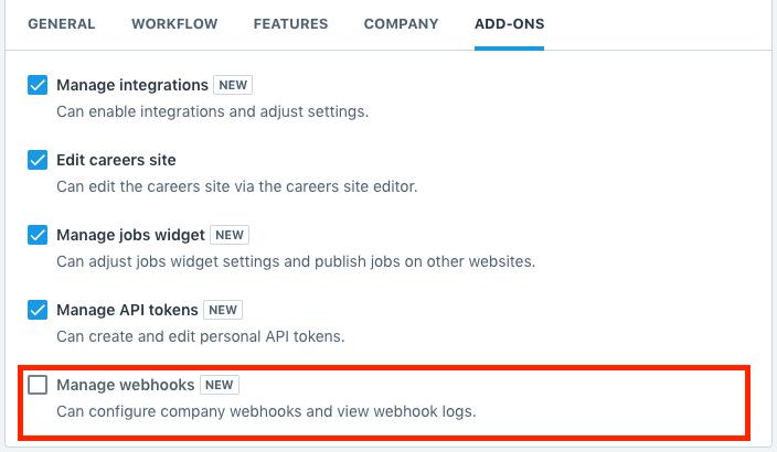 """""""Manage webhooks"""" ability"""