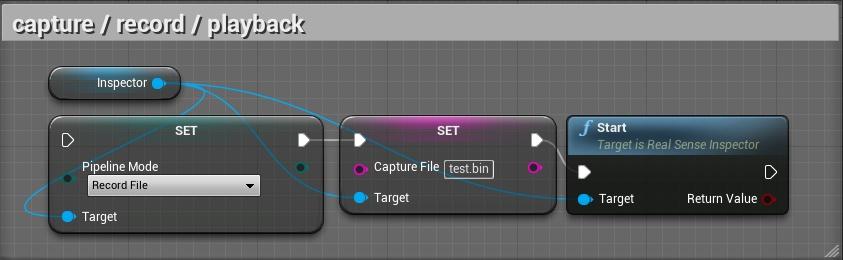 Set mode blueprint