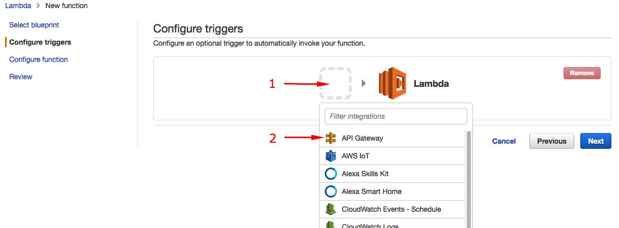 Jira via AWS Lambda Integration