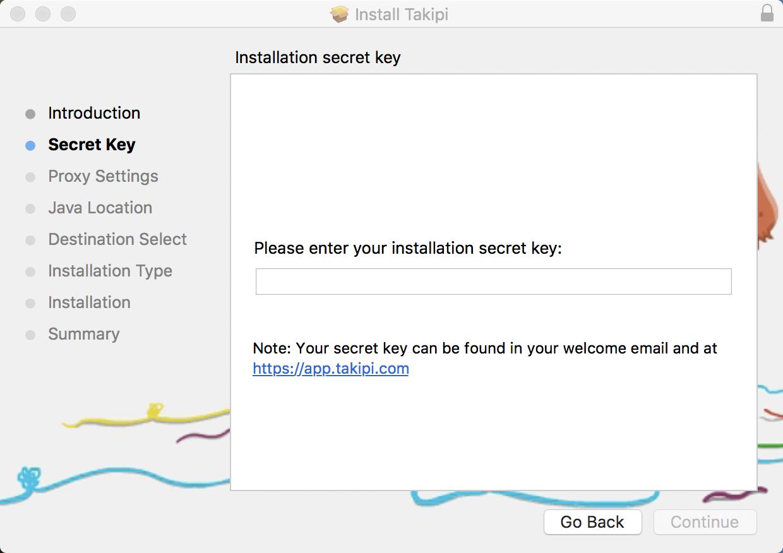 macOS SaaS Installation