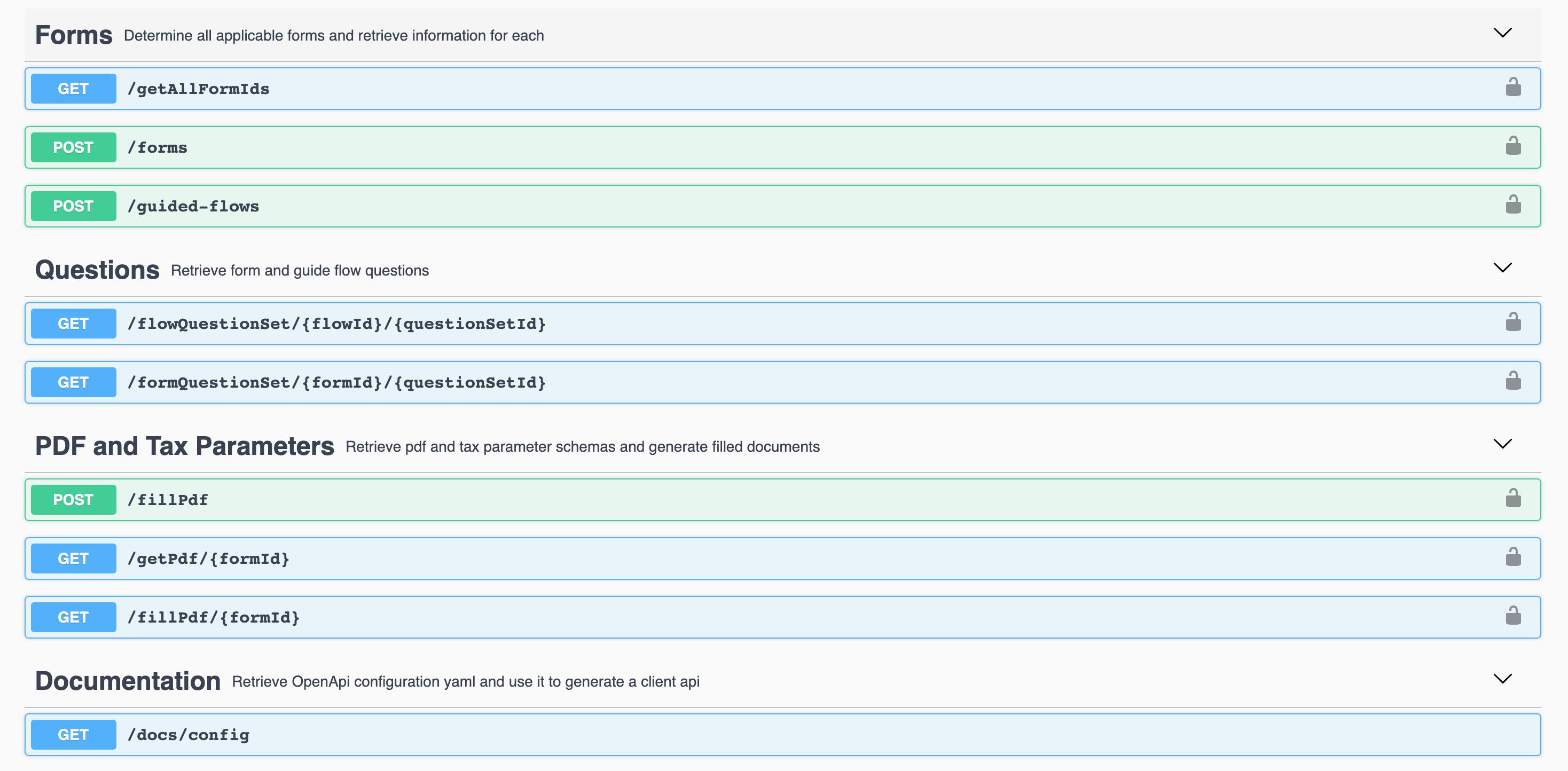SPF-API Swagger Documentation
