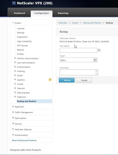 NetScaler VPN