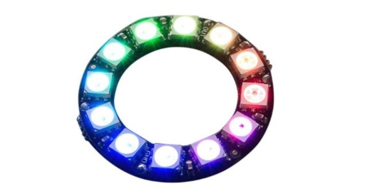 RGB LED ring