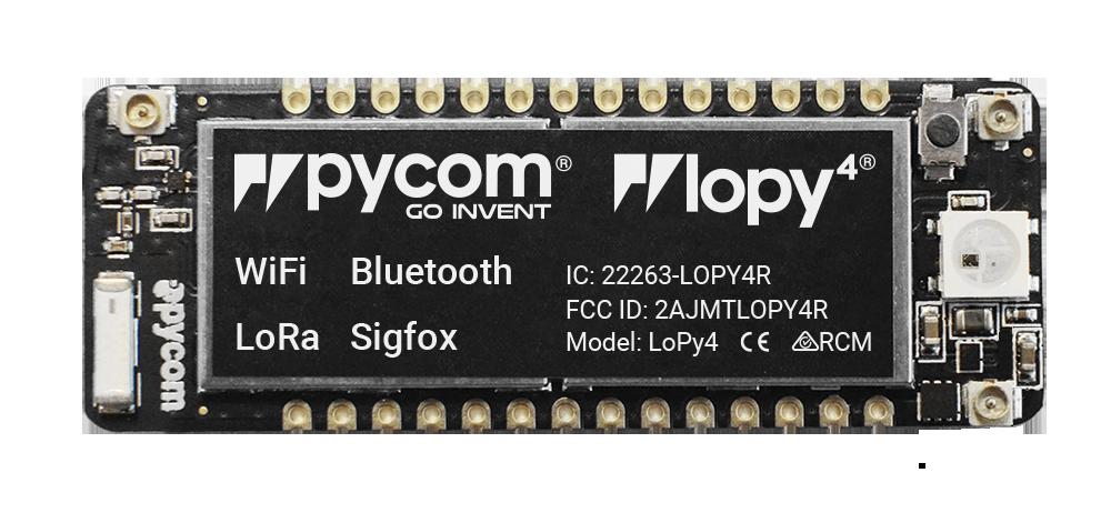 Pycom LoPy