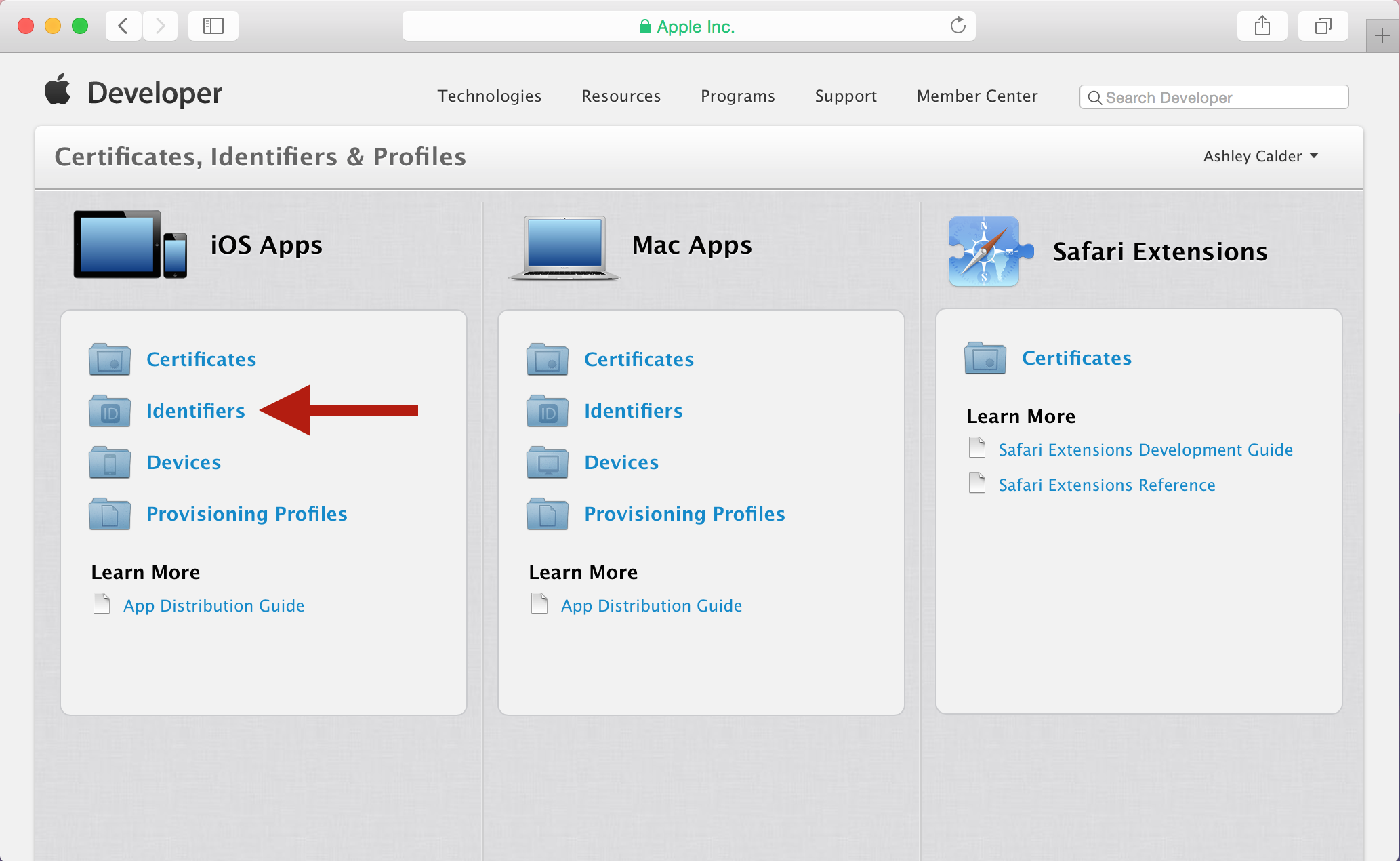 Push notifications select identifiers under ios apps 1betcityfo Image collections